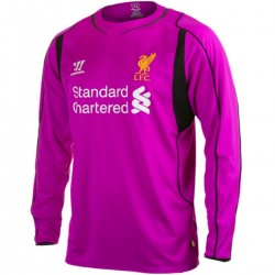 Maillot gardien FC Liverpool domicile 2014/15 - Warrior