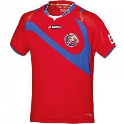 Maillot de foot Nationale Costa Rica domicile 2014/15 - Lotto