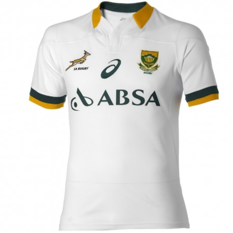South Africa Springboks Away rugby jersey 2014/15 - Asics