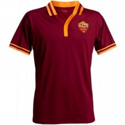 Maillot de foot AS Roma domicile 2013/2014 - Asics