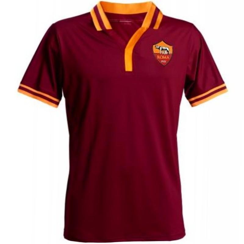 Maglia calcio AS Roma Home 2013/14 - Asics - SportingPlus - Passion for Sport