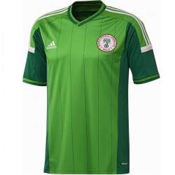 Maillot de foot Nationale Nigeria domicile 2014/15 - Adidas