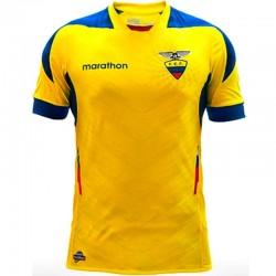 Maillot de foot Nationale Équateur domicile 2014/15 - Marathon