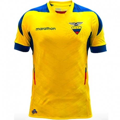 Ecuador National team Home football shirt 2014/15 - Marathon