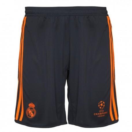 Shorts da allenamento Real Madrid CF 2013/14 UCL - Adidas