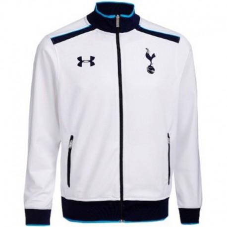 Giacca da rappresentanza Tottenham Hotspur 2013/14 bianco - Under Armour