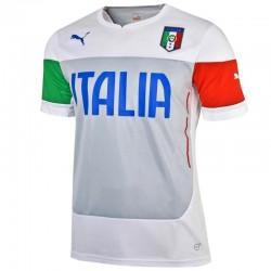 Equipo nacional de Italia blanco entrenamiento jersey 2014/15 - Puma