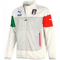 Giacca da rappresentanza nazionale Italia (Mondiali) 2014/15 bianco - Puma