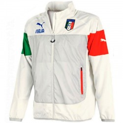 Italy national team presentation jacket 2014/15 white - Puma