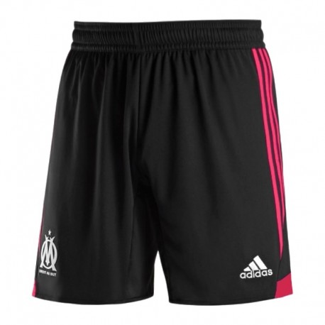 Shorts de foot OM Olympique Marseille Fourth 2012/13 - Adidas
