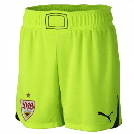 Shorts pantaloncini portiere VFB Stoccarda Away 2012/13 - Puma