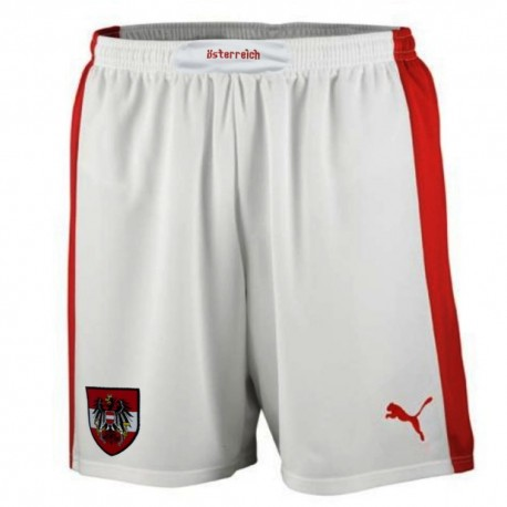 Austria national team Away football shorts 2012/13 - Puma