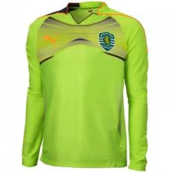 Sporting Lisbon goalkeeper Home football shirt 2011/13 - Puma