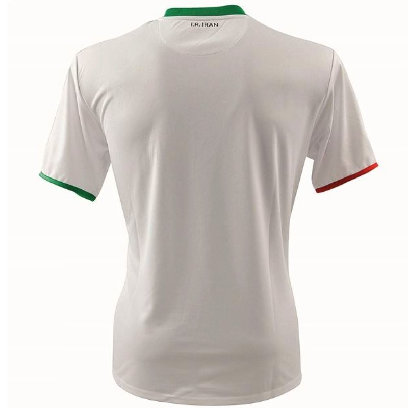 new style ce6c0 4f684 Iran National team Home football shirt 2014/15 - Uhlsport ...