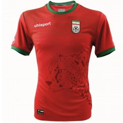 Maillot de foot Iran exterieur 2014/15 - Uhlsport