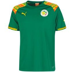 Camiseta de fútbol de Senegal equipo nacional lejos 2014/15 - Puma