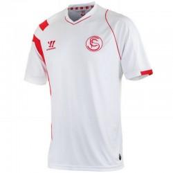 Seville (Sevilla) Home football shirt 2014/15 - Warrior