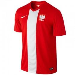 Maglia calcio Nazionale Polonia Away 2014/15 - Nike