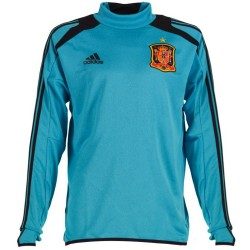 Sweat top entrainement nationale Espagne 2013/14 Player Issue - Adidas