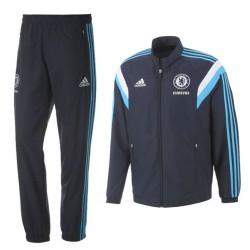 Survetement de présentation bleu FC Chelsea 2014/15 - Adidas