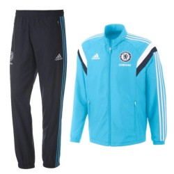 FC Chelsea sky blue presentation tracksuit 2014/15 - Adidas