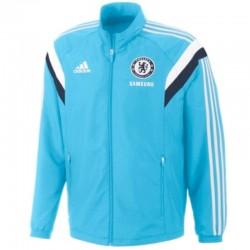 Veste de présentation bleu clair FC Chelsea 2014/15 - Adidas