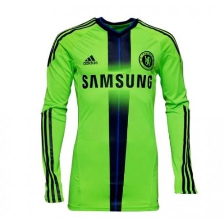Chelsea Fc 10/11 tercer jugador número Techfit de Adidas