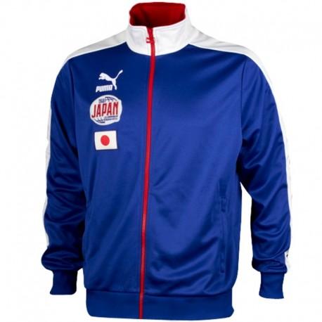 Chile Jacke der Nationalmannschaft-T7-Präsentation - Puma