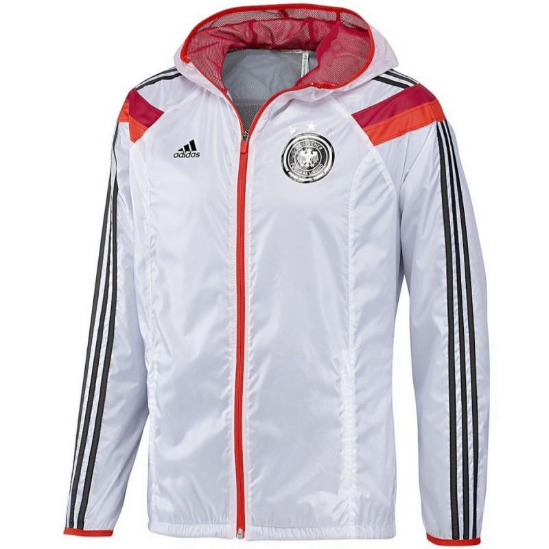 Adidas National Anthem Team Sport SportingPlus Passion Deutschland Jacke 2014 for rexBdCo