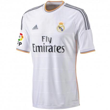 Maglia calcio Real Madrid Home 2013/14 Player Issue Formotion - Adidas