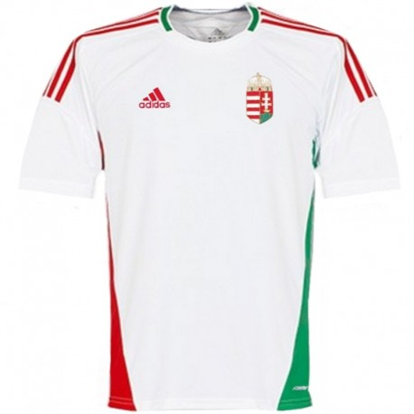 Hungary Away football shirt 2012/14 Player Issue - Adidas