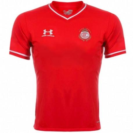 Deportivo Toluca (Mexico) Home football shirt 2013/14 - Under Armour