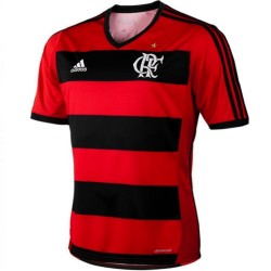 Flamengo Rio de Janeiro-Startseite Fußball Trikot 2013/14 - Adidas