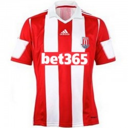 Maglia calcio Stoke City FC Home 2013/14 - Adidas