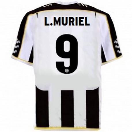 Maglia Udinese Calcio Home 2013/14 Luis Muriel 9 - HS