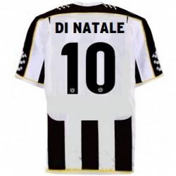 Camiseta de fútbol Udinese Calcio primera 2013/14 Di Natale 10 - HS