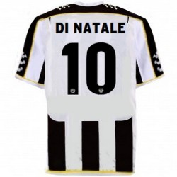Maillot de foot Udinese Calcio Home 2013/14 Di Natale 10 - HS