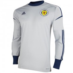 Scotland National team Home goalkeeper shirt 2012/14 Player Issue - Adidas