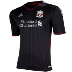 Maillot de foot FC Liverpool exterieur 2011/12 - Player Issue Techfit - Adidas