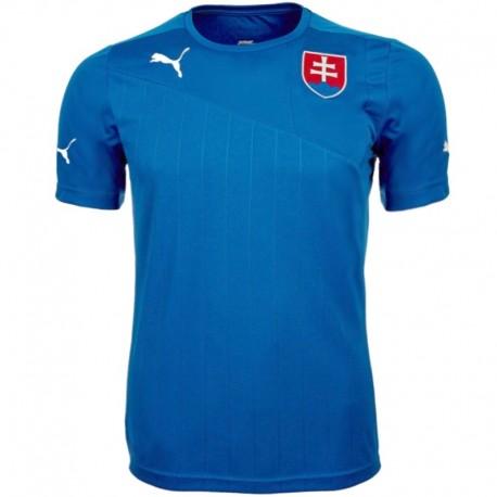 Slovakia Away soccer jersey 2012/13 - Puma