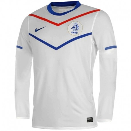 Netherlands Away football shirt 2011/12 Player Issue l/s - Nike