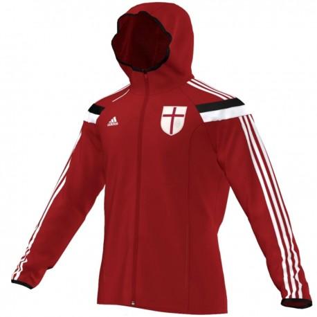 Chaqueta Sportingplus Ac Milan Himno Presentacion 201415 Adidas FKl1Jc