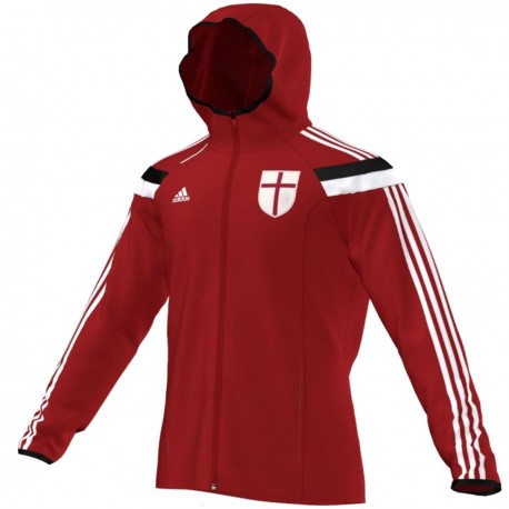 Giacca rappresentanza pre-match AC Milan 2014/15 - Adidas