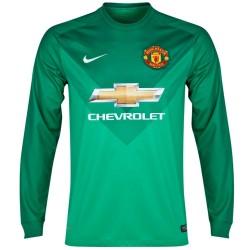 Maglia portiere Manchester United Home 2014/15 - Nike