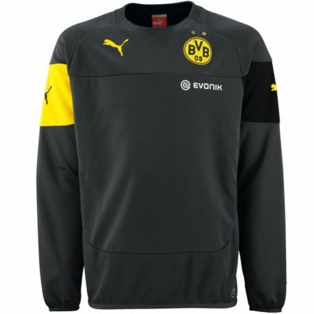 BVB Borussia Dortmund training sweat top 2014/15 black - Puma