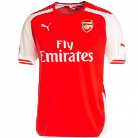 Arsenal FC Home soccer jersey 2014/15 - Puma