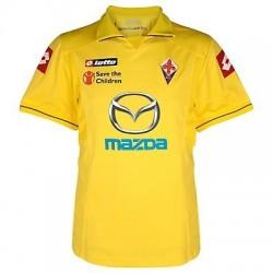 Fiorentina Fußball Trikot 2011/12 entfernt-Lotto