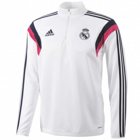 Real Madrid CF technical training sweat top 2014/15 - Adidas