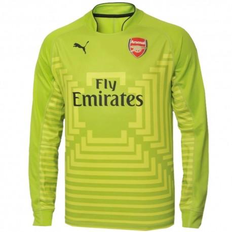 Maillot de foot de gardien Arsenal exterieur 2014/15 - Puma