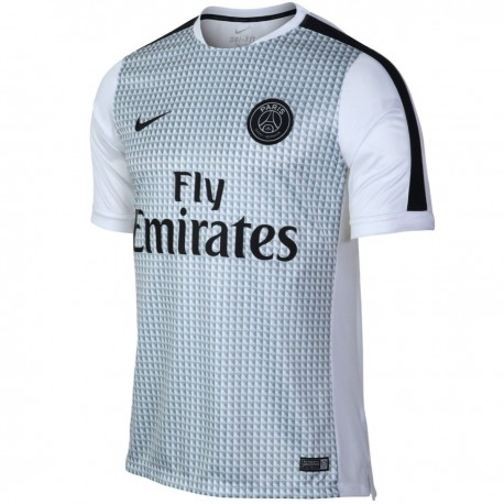 Maillot entrainement pre-match PSG 2014/15 - Nike